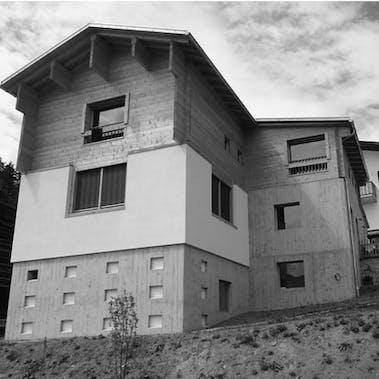 Ustria Steila in Siat, Architekt: Gion A. Caminada.